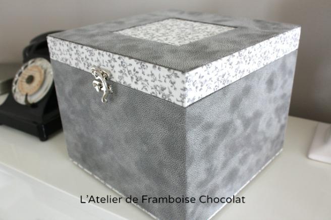 Coffret Guylaine Sannier-Lair_0 L'ATELIER DE FRAMBOISE CHOCOLAT