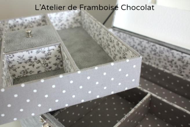 Coffret Guylaine Sannier-Lair_6 L'ATELIER DE FRAMBOISE CHOCOLAT