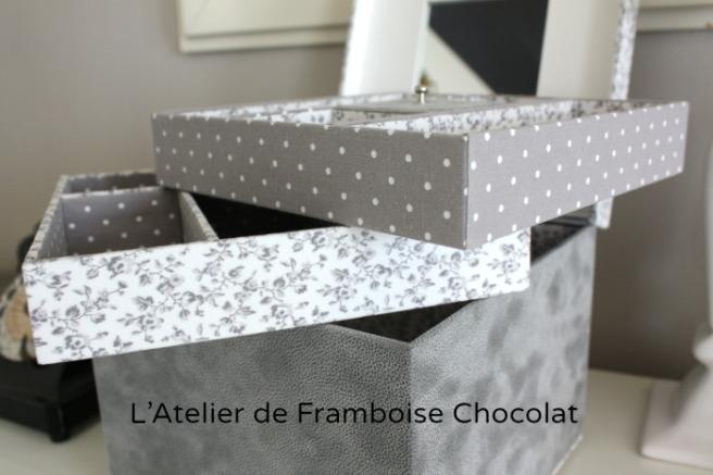 Coffret Guylaine Sannier-Lair_9 L'ATELIER DE FRAMBOISE CHOCOLAT
