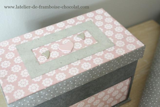 Coffret Douceur_1 L'ATELIER DE FRAMBOISE CHOCOLAT