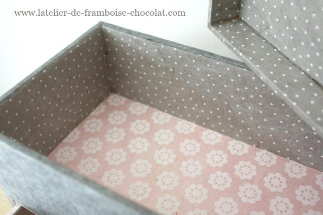 Coffret Douceur_2 L'ATELIER DE FRAMBOISE CHOCOLAT