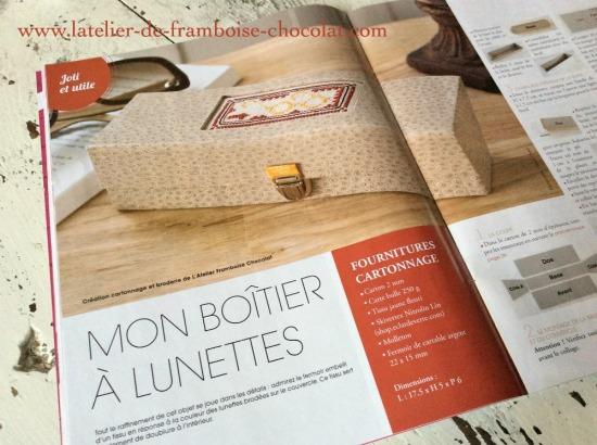 passion-cartonnage-broderie-n22-boitier-lunettes-latelier-de-framboise-chocolat