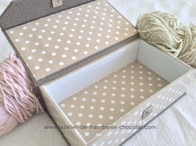 Boîtes pour crochets_3 L'ATELIER DE FRAMBOISE CHOCOLAT